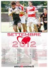 September and the match between AdC Rugby Club and Spezia Rugby