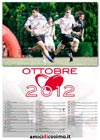 October, wonderful attack by Cavalieri Prato