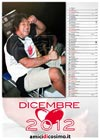 December, Japan national rugby team helps Amici di Cosimo